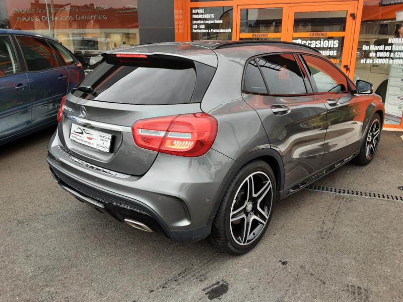 Photo 2 de l'offre de MERCEDES-BENZ CLASSE GLA 200 d Fascination 7-G DCT A à 26500€ chez Centrale auto marché Périgueux