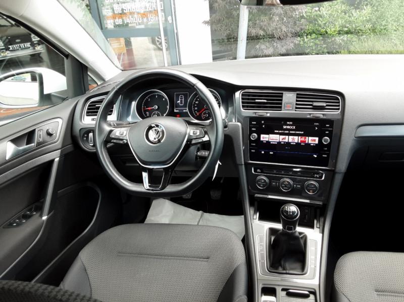 Photo 22 de l'offre de VOLKSWAGEN GOLF 7  TDI 115 BMT FAP Confortline Business à 17800€ chez Centrale auto marché Périgueux