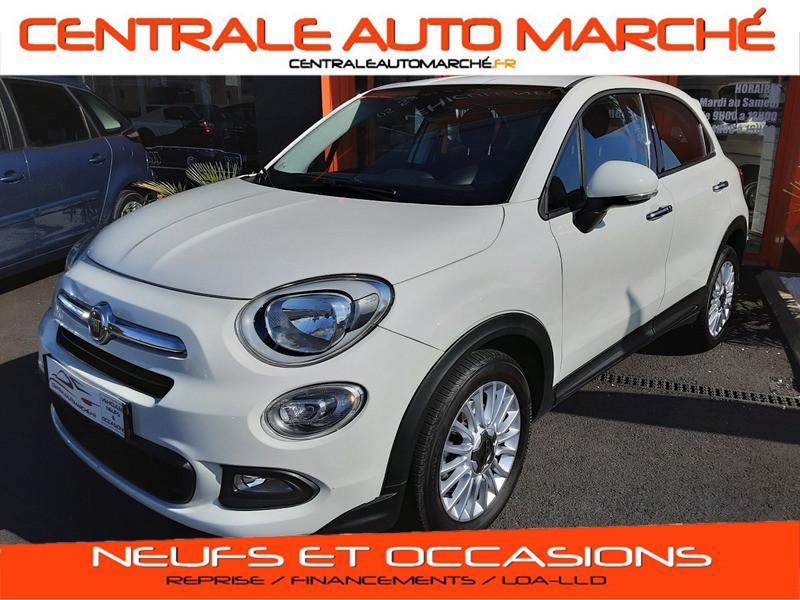 Photo 1 de l'offre de FIAT 500X 1.6 MultiJet 120 ch Popstar Business DCT à 16900€ chez Centrale auto marché Périgueux