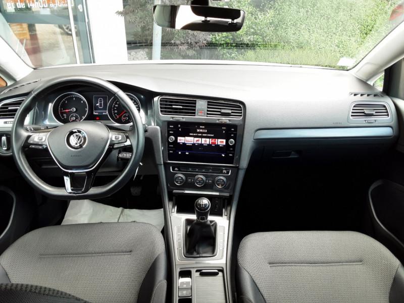 Photo 39 de l'offre de VOLKSWAGEN GOLF 7  TDI 115 BMT FAP Confortline Business à 17800€ chez Centrale auto marché Périgueux