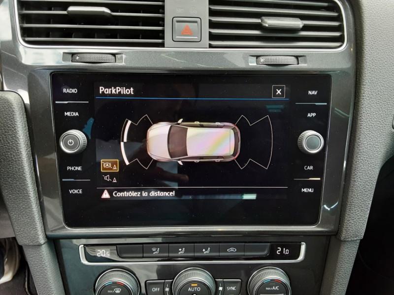 Photo 48 de l'offre de VOLKSWAGEN GOLF 7  TDI 115 BMT FAP Confortline Business à 17800€ chez Centrale auto marché Périgueux