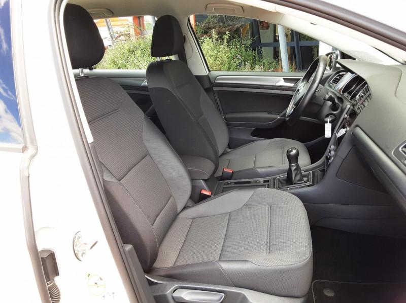 Photo 50 de l'offre de VOLKSWAGEN GOLF 7  TDI 115 BMT FAP Confortline Business à 17800€ chez Centrale auto marché Périgueux