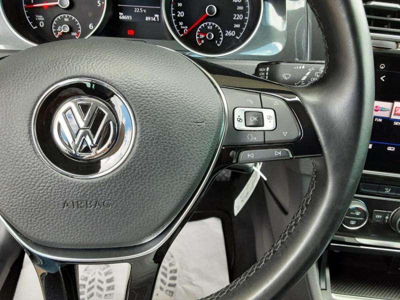Photo 38 de l'offre de VOLKSWAGEN GOLF 7  TDI 115 BMT FAP Confortline Business à 17800€ chez Centrale auto marché Périgueux