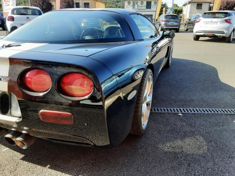 Photo 26 de l'offre de CHEVROLET CORVETTE Cabriolet 5.7 V8 A à 24500€ chez Centrale auto marché Périgueux