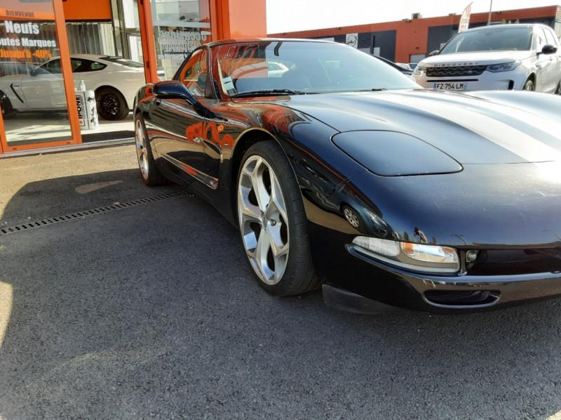 Photo 7 de l'offre de CHEVROLET CORVETTE Cabriolet 5.7 V8 A à 24500€ chez Centrale auto marché Périgueux