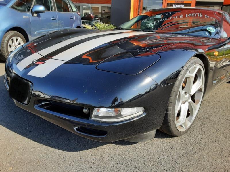 Photo 3 de l'offre de CHEVROLET CORVETTE Cabriolet 5.7 V8 A à 24500€ chez Centrale auto marché Périgueux