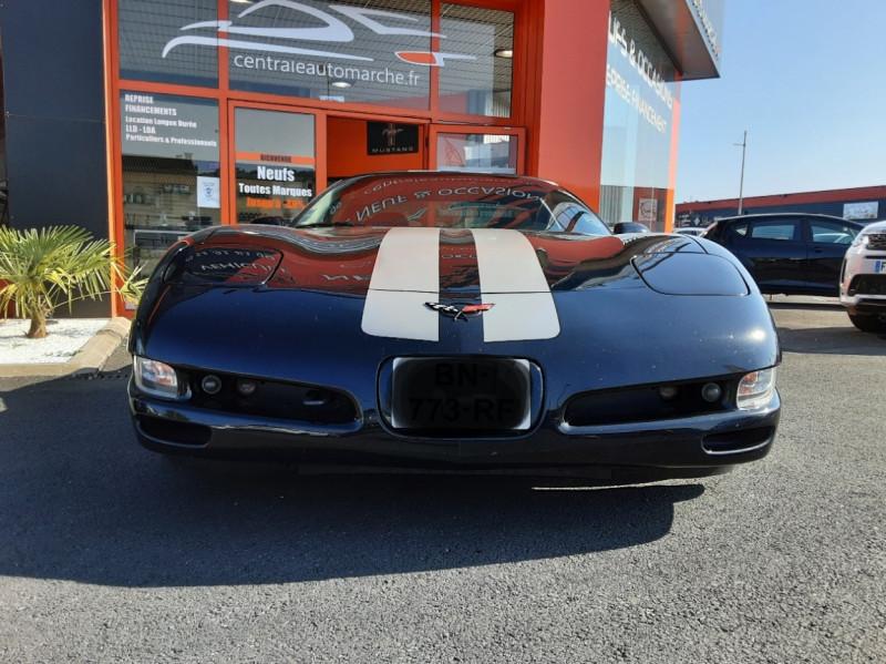 Photo 2 de l'offre de CHEVROLET CORVETTE Cabriolet 5.7 V8 A à 24500€ chez Centrale auto marché Périgueux