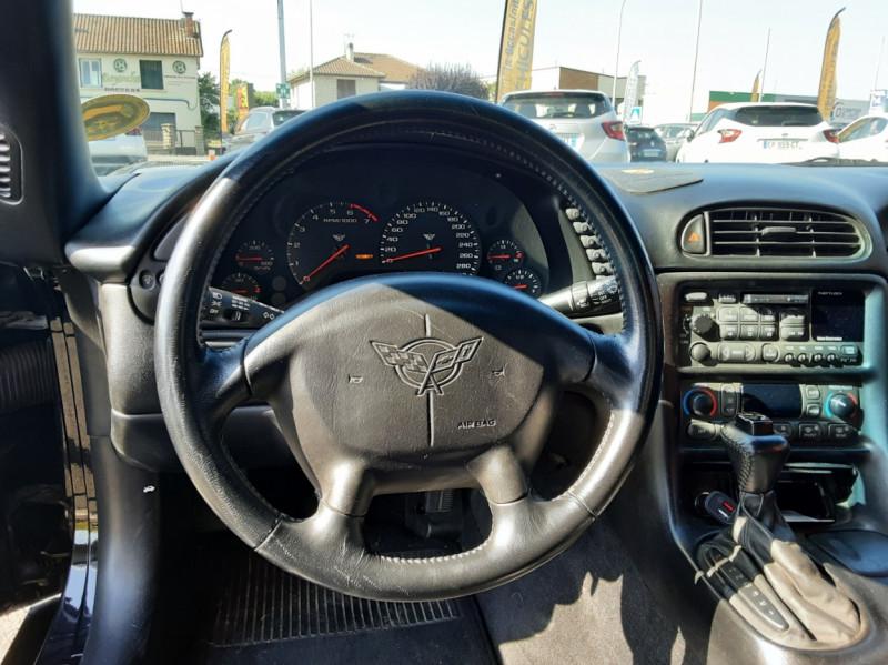 Photo 12 de l'offre de CHEVROLET CORVETTE Cabriolet 5.7 V8 A à 24500€ chez Centrale auto marché Périgueux