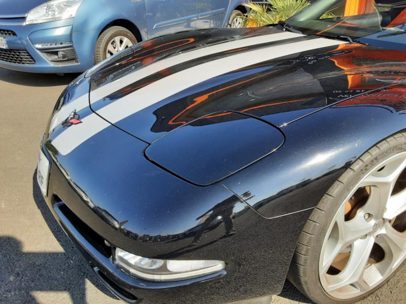 Photo 42 de l'offre de CHEVROLET CORVETTE Cabriolet 5.7 V8 A à 24500€ chez Centrale auto marché Périgueux