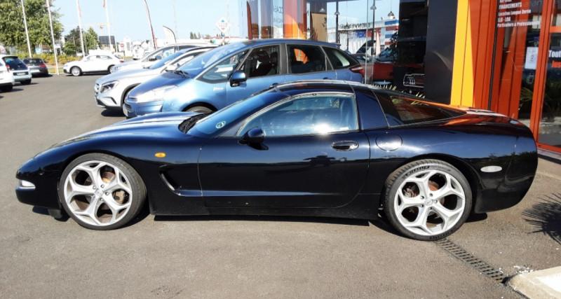 Photo 5 de l'offre de CHEVROLET CORVETTE Cabriolet 5.7 V8 A à 24500€ chez Centrale auto marché Périgueux