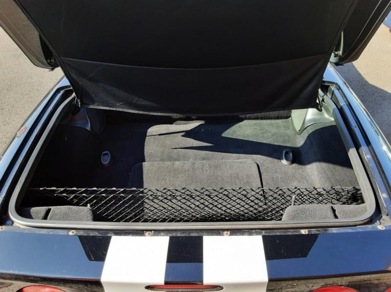 Photo 49 de l'offre de CHEVROLET CORVETTE Cabriolet 5.7 V8 A à 24500€ chez Centrale auto marché Périgueux