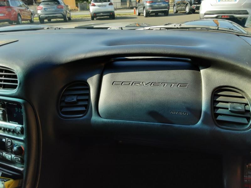 Photo 33 de l'offre de CHEVROLET CORVETTE Cabriolet 5.7 V8 A à 24500€ chez Centrale auto marché Périgueux