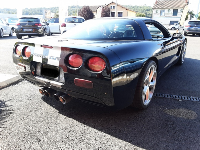 Photo 24 de l'offre de CHEVROLET CORVETTE Cabriolet 5.7 V8 A à 24500€ chez Centrale auto marché Périgueux