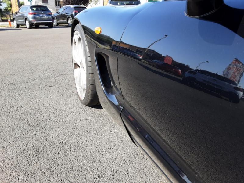 Photo 35 de l'offre de CHEVROLET CORVETTE Cabriolet 5.7 V8 A à 24500€ chez Centrale auto marché Périgueux