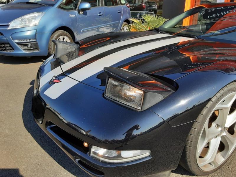Photo 8 de l'offre de CHEVROLET CORVETTE Cabriolet 5.7 V8 A à 24500€ chez Centrale auto marché Périgueux