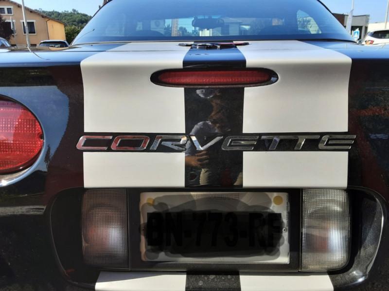 Photo 17 de l'offre de CHEVROLET CORVETTE Cabriolet 5.7 V8 A à 24500€ chez Centrale auto marché Périgueux