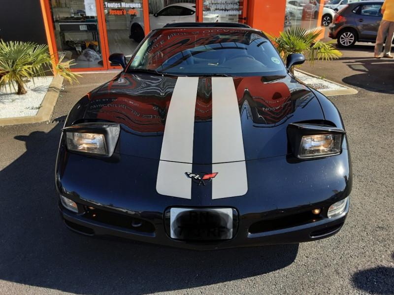 Photo 10 de l'offre de CHEVROLET CORVETTE Cabriolet 5.7 V8 A à 24500€ chez Centrale auto marché Périgueux