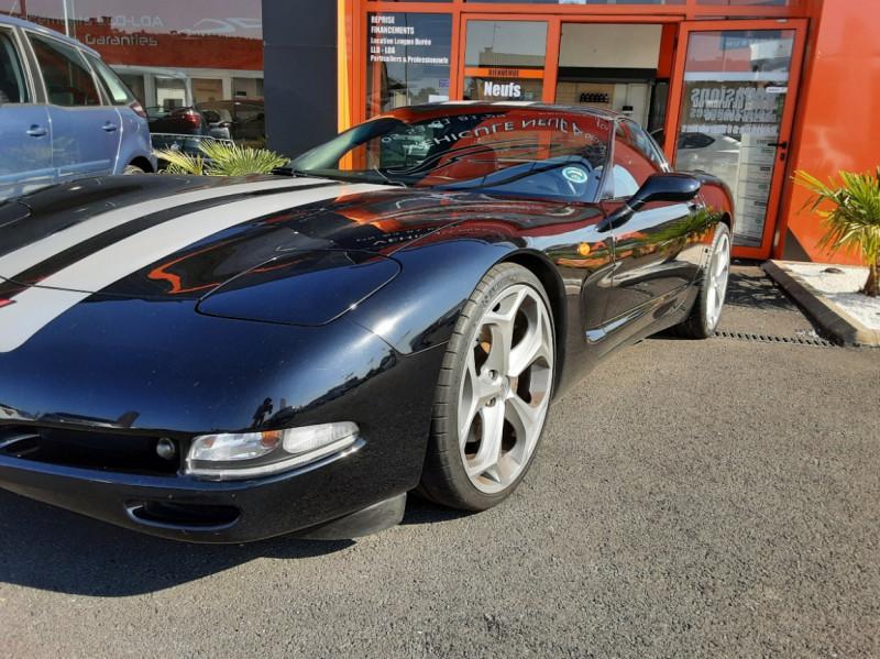 Photo 9 de l'offre de CHEVROLET CORVETTE Cabriolet 5.7 V8 A à 24500€ chez Centrale auto marché Périgueux