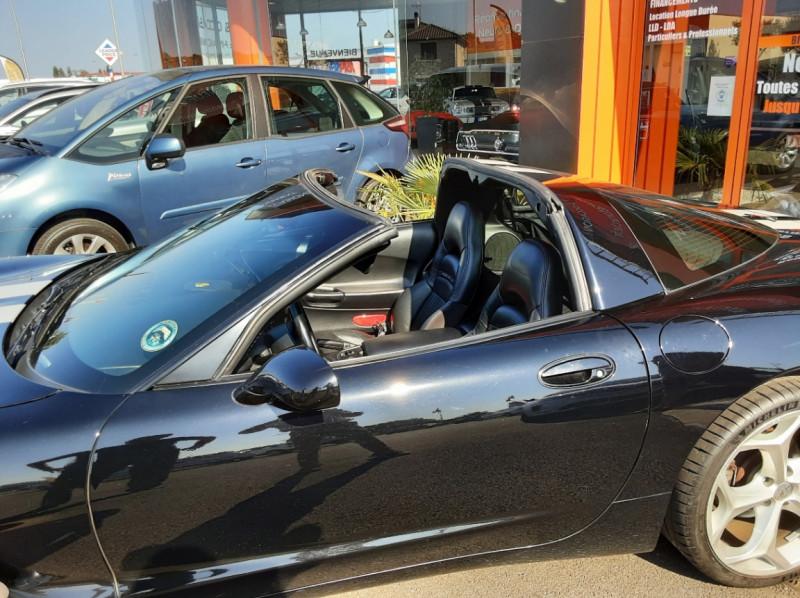 Photo 37 de l'offre de CHEVROLET CORVETTE Cabriolet 5.7 V8 A à 24500€ chez Centrale auto marché Périgueux