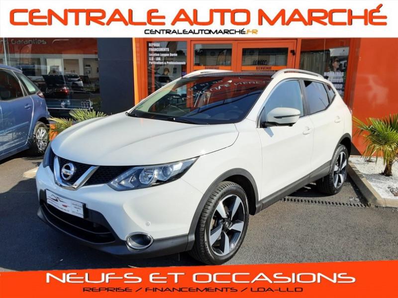 Nissan QASHQAI 1.5 dCi 110 N-Connecta GAZOLE  Occasion à vendre