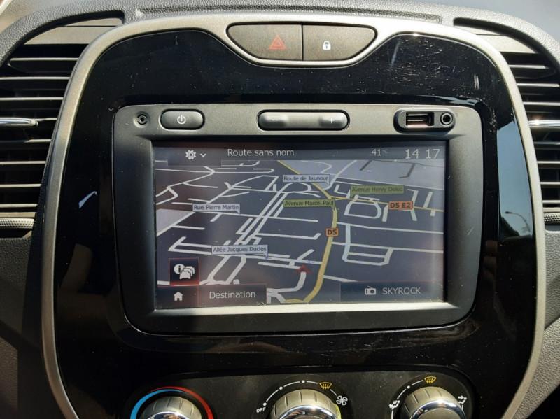 Photo 7 de l'offre de RENAULT CAPTUR dCi 110 Energy Business à 12490€ chez Centrale auto marché Périgueux