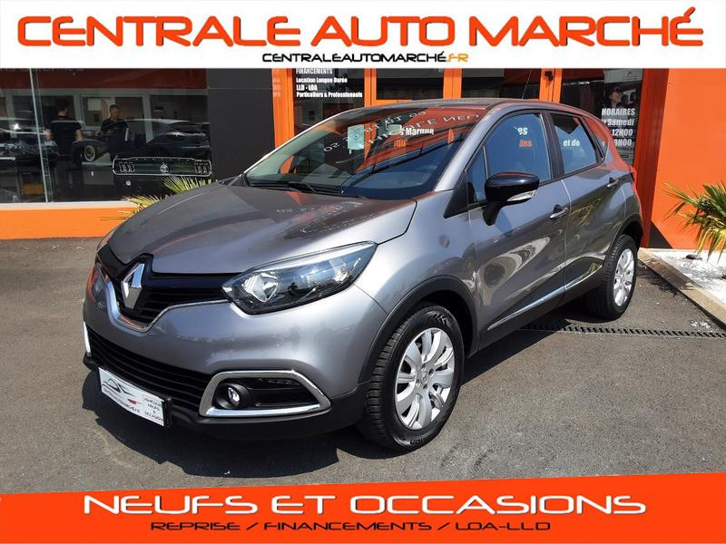 Photo 1 de l'offre de RENAULT CAPTUR dCi 110 Energy Business à 12490€ chez Centrale auto marché Périgueux