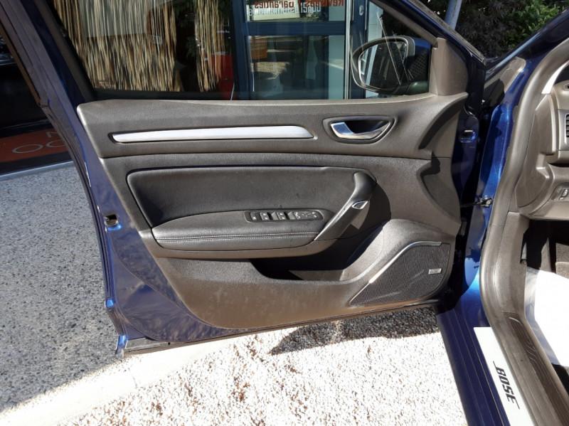 Photo 21 de l'offre de RENAULT MEGANE IV Berline Blue dCi 115 EDC Intens à 17990€ chez Centrale auto marché Périgueux
