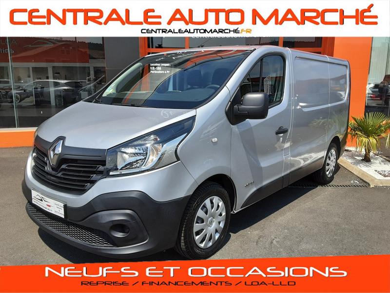 Renault TRAFIC FGN L1H1 DCI 115 GRAND CONFORT Diesel  Occasion à vendre