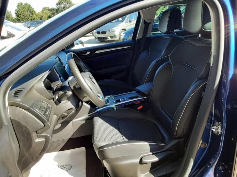 Photo 5 de l'offre de RENAULT MEGANE IV Berline Blue dCi 115 EDC Intens à 17990€ chez Centrale auto marché Périgueux
