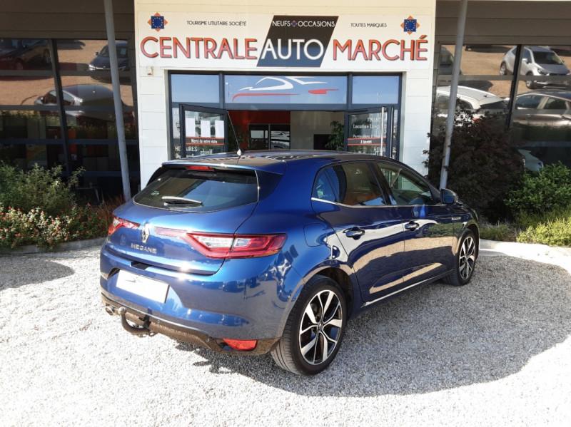 Photo 35 de l'offre de RENAULT MEGANE IV Berline Blue dCi 115 EDC Intens à 17990€ chez Centrale auto marché Périgueux
