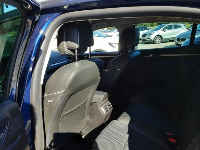 Photo 19 de l'offre de RENAULT MEGANE IV Berline Blue dCi 115 EDC Intens à 17990€ chez Centrale auto marché Périgueux