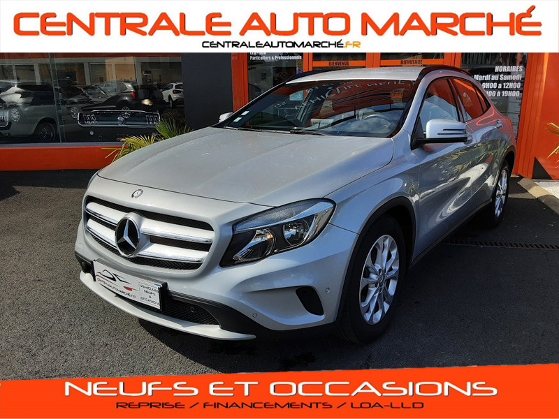 Mercedes-Benz CLASSE GLA 200 d Inspiration 7-G DCT A GAZOLE  Occasion à vendre