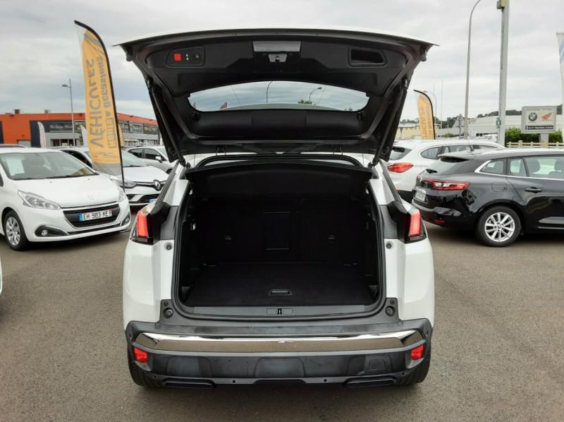 Photo 3 de l'offre de PEUGEOT 3008 1.6 BlueHDi 120ch SetS EAT6 Allure Business à 24990€ chez Centrale auto marché Périgueux