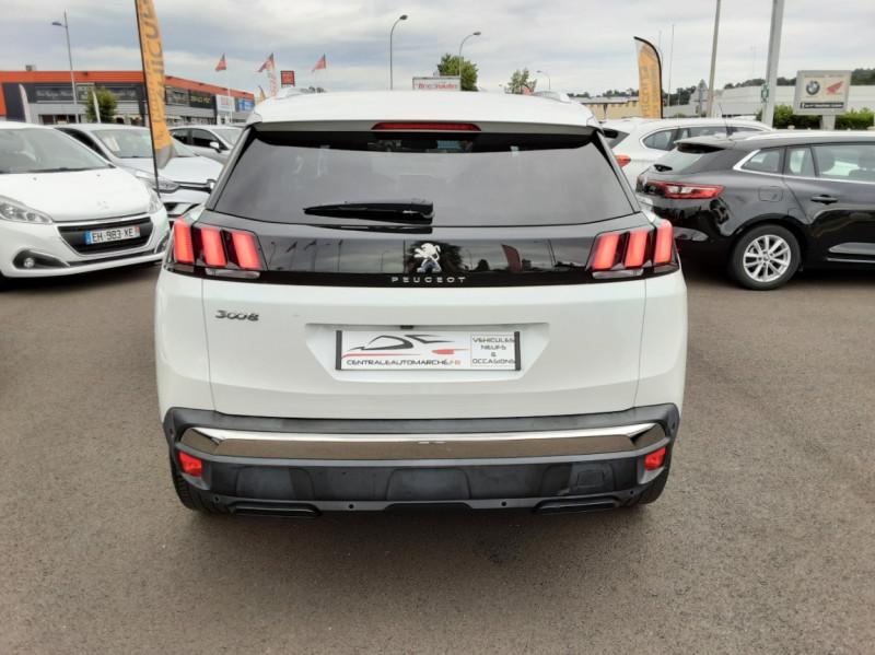 Photo 5 de l'offre de PEUGEOT 3008 1.6 BlueHDi 120ch SetS EAT6 Allure Business à 24990€ chez Centrale auto marché Périgueux