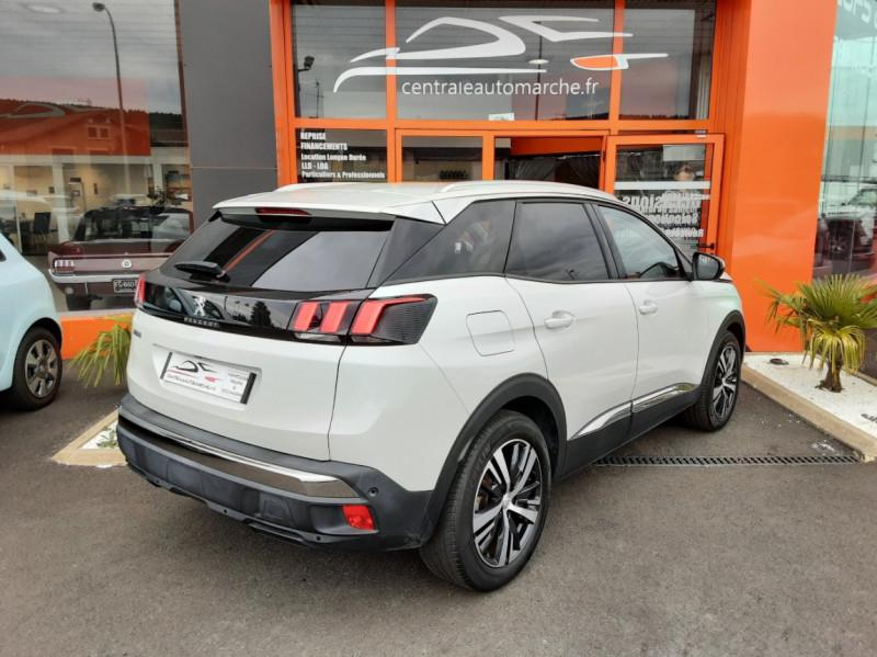Photo 2 de l'offre de PEUGEOT 3008 1.6 BlueHDi 120ch SetS EAT6 Allure Business à 24990€ chez Centrale auto marché Périgueux