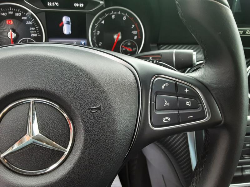 Photo 42 de l'offre de MERCEDES-BENZ CLASSE GLA 180 7-G DCT Intuition  à 24500€ chez Centrale auto marché Périgueux
