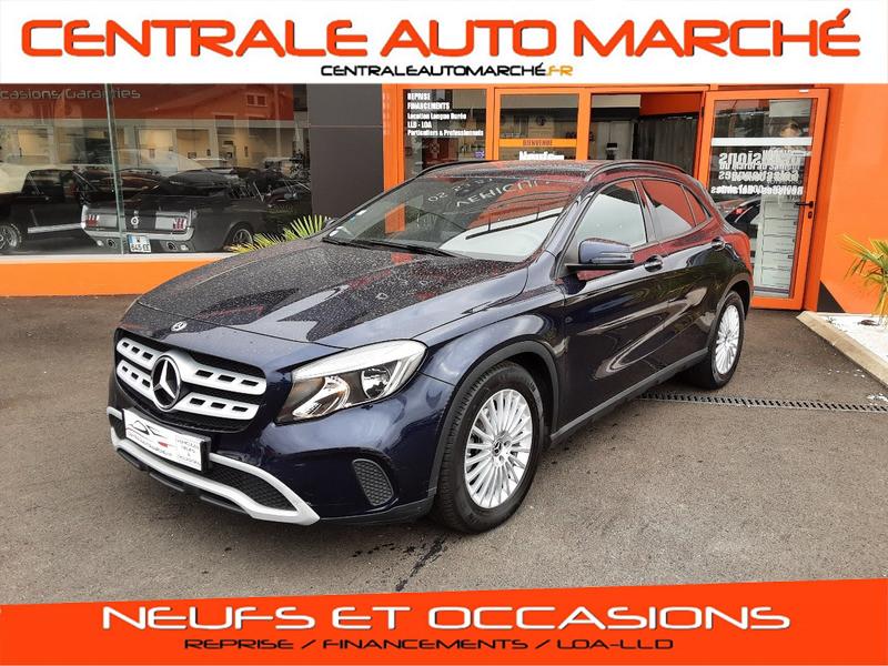 Photo 1 de l'offre de MERCEDES-BENZ CLASSE GLA 180 7-G DCT Intuition  à 24500€ chez Centrale auto marché Périgueux