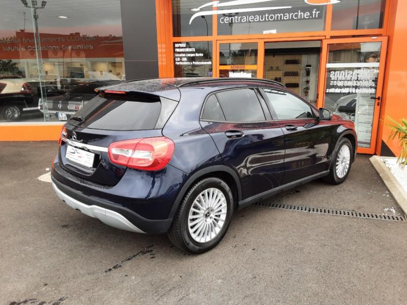 Photo 2 de l'offre de MERCEDES-BENZ CLASSE GLA 180 7-G DCT Intuition  à 24500€ chez Centrale auto marché Périgueux