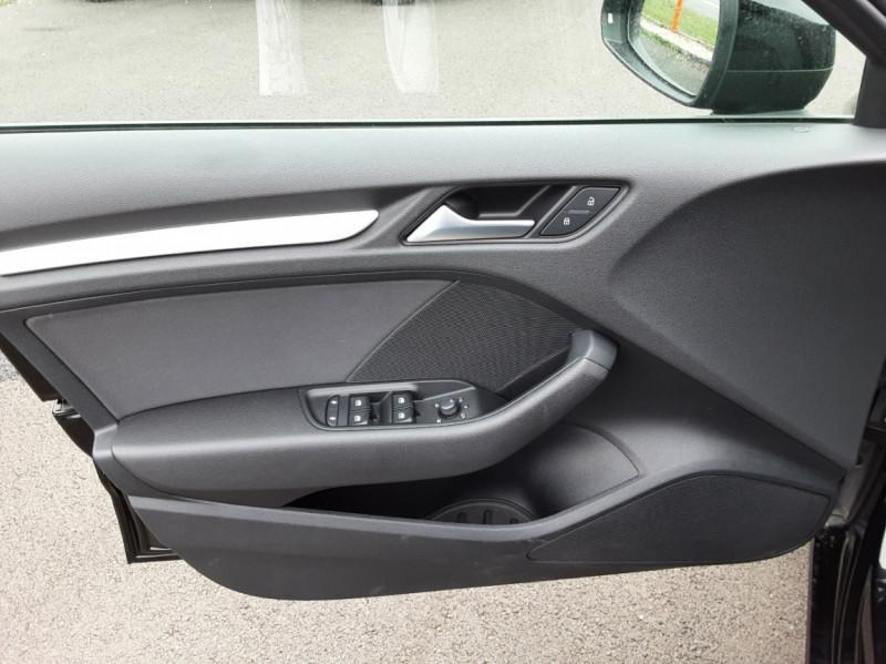 Photo 27 de l'offre de AUDI A3 Sportback 1.6 TDI 110 S tronic 7 à 18900€ chez Centrale auto marché Périgueux