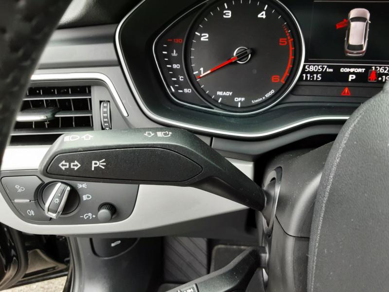Photo 32 de l'offre de AUDI A4 Avant 40 TDI 190 S tronic 7 Business Line à 29990€ chez Centrale auto marché Périgueux