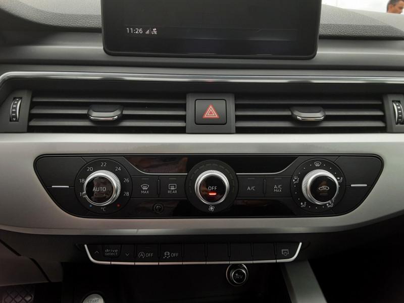 Photo 37 de l'offre de AUDI A4 AVANT  2.0 TDI 150 Business Line à 18900€ chez Centrale auto marché Périgueux