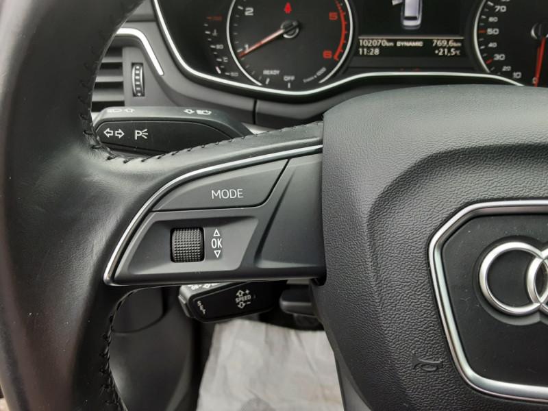 Photo 30 de l'offre de AUDI A4 AVANT  2.0 TDI 150 Business Line à 18900€ chez Centrale auto marché Périgueux