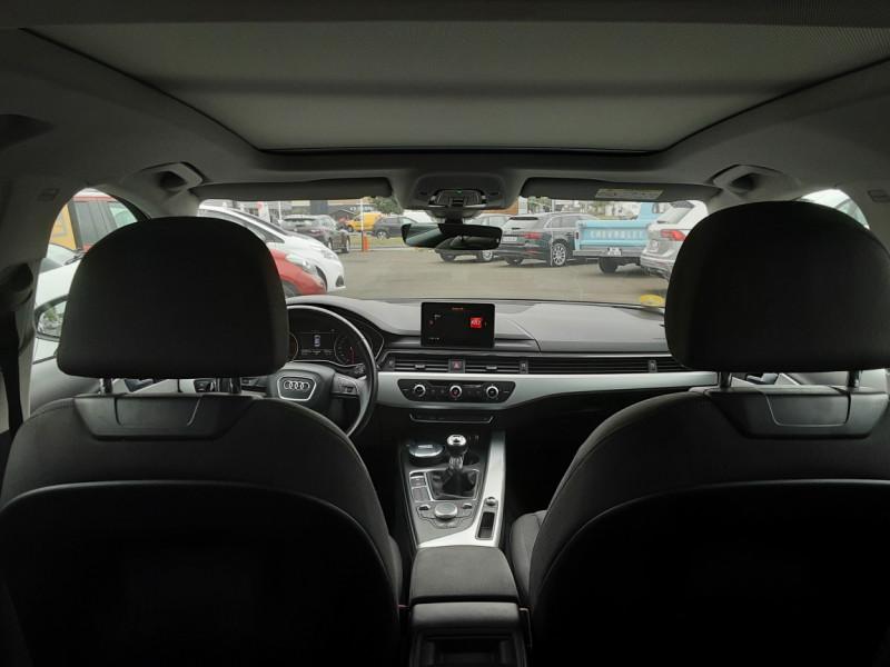 Photo 36 de l'offre de AUDI A4 AVANT  2.0 TDI 150 Business Line à 18900€ chez Centrale auto marché Périgueux