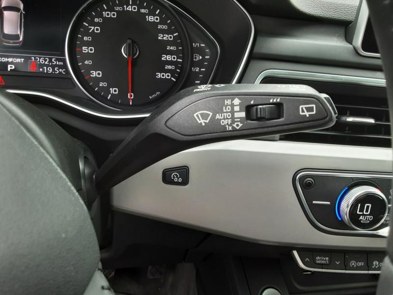 Photo 23 de l'offre de AUDI A4 Avant 40 TDI 190 S tronic 7 Business Line à 29990€ chez Centrale auto marché Périgueux