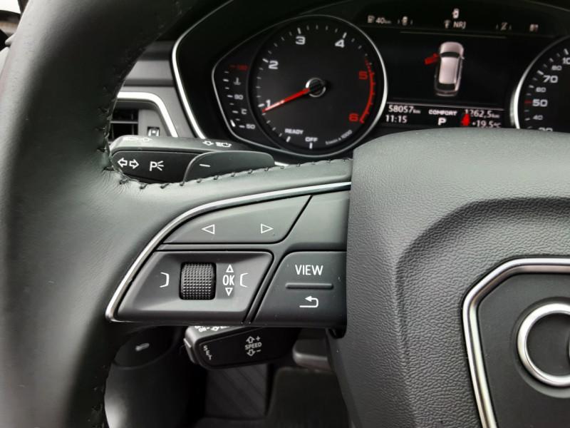 Photo 26 de l'offre de AUDI A4 Avant 40 TDI 190 S tronic 7 Business Line à 29990€ chez Centrale auto marché Périgueux