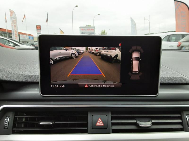 Photo 15 de l'offre de AUDI A4 Avant 40 TDI 190 S tronic 7 Business Line à 29990€ chez Centrale auto marché Périgueux