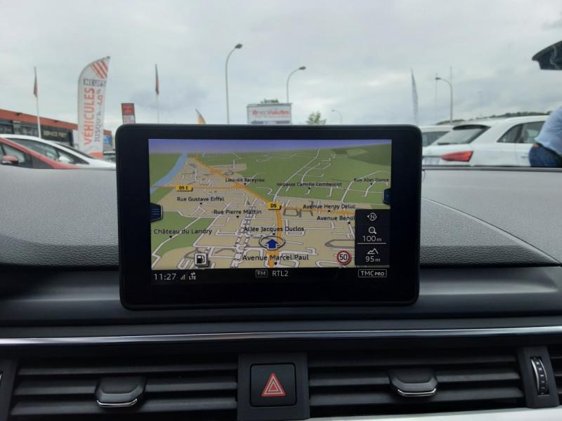 Photo 10 de l'offre de AUDI A4 AVANT  2.0 TDI 150 Business Line à 18900€ chez Centrale auto marché Périgueux