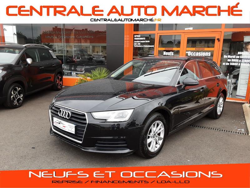 Photo 1 de l'offre de AUDI A4 AVANT  2.0 TDI 150 Business Line à 18900€ chez Centrale auto marché Périgueux
