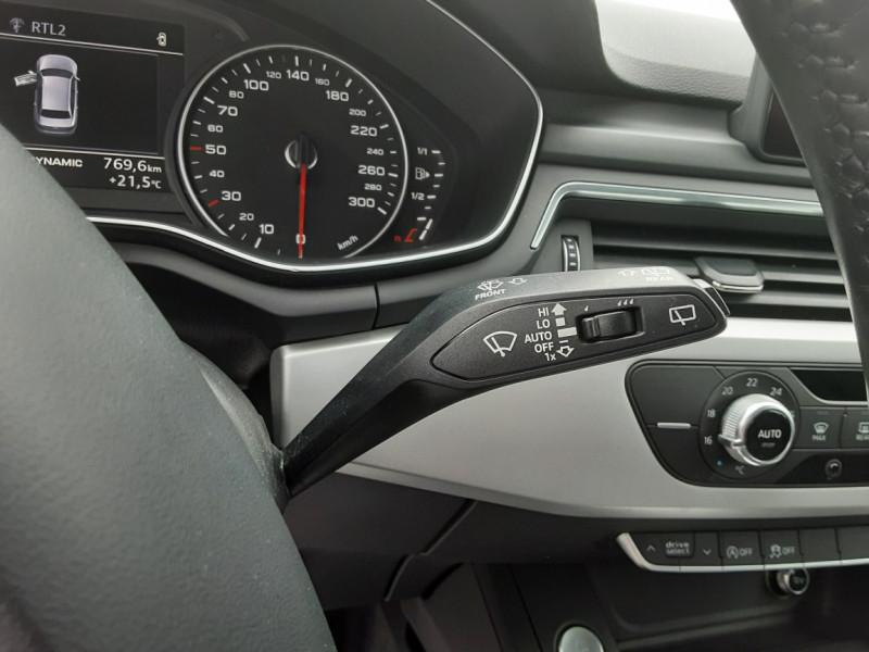 Photo 20 de l'offre de AUDI A4 AVANT  2.0 TDI 150 Business Line à 18900€ chez Centrale auto marché Périgueux