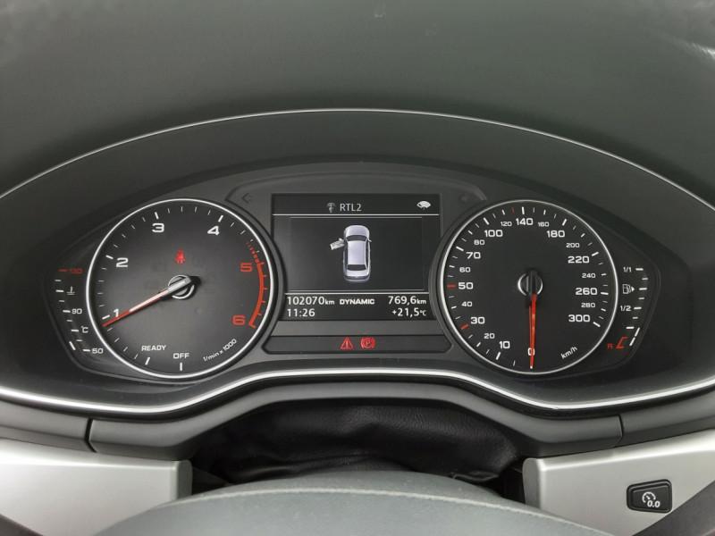 Photo 8 de l'offre de AUDI A4 AVANT  2.0 TDI 150 Business Line à 18900€ chez Centrale auto marché Périgueux